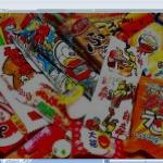 駄菓子-エクセルアート